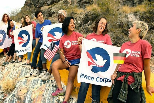 Peace Corps hero image