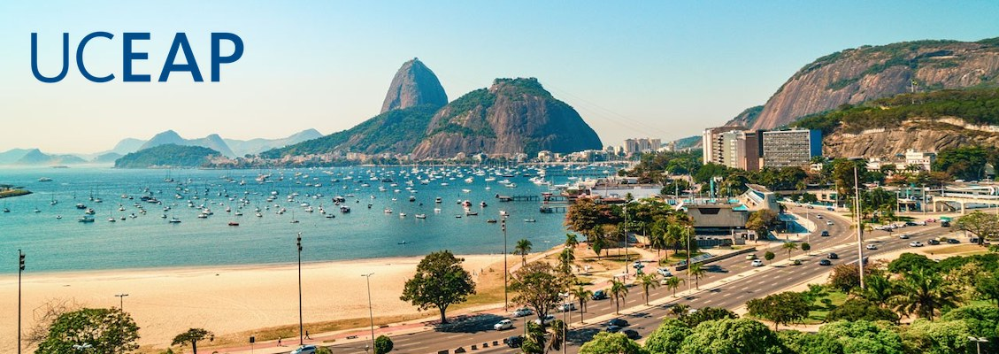 UCEAP in Rio de Janeiro, Brazil