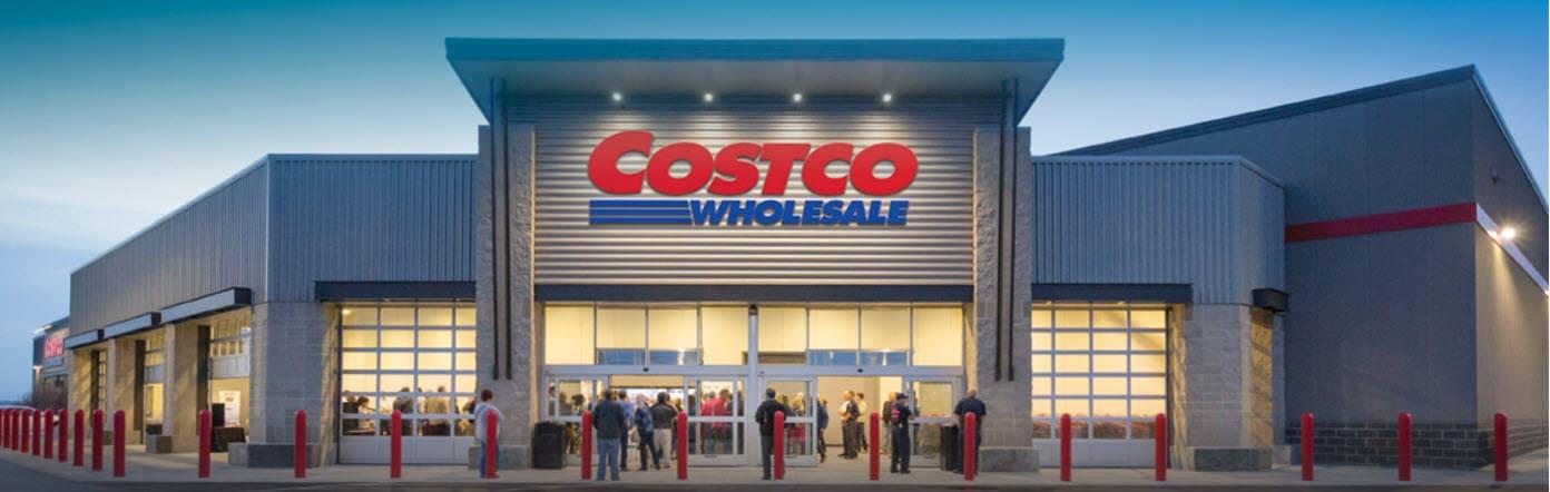Costco warehouse image
