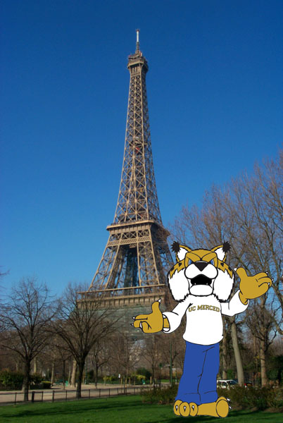 #FlatRufus in Paris