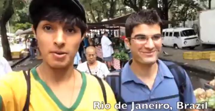 Brazil: A Day in Rio De Janeiro