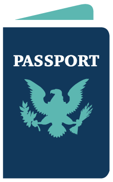 Passport clipart