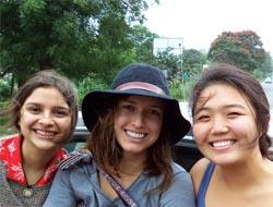 UC Davis Summer Abroad participants