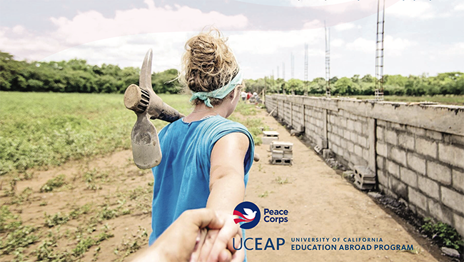 UCEAP Peace Corps Partnership Program