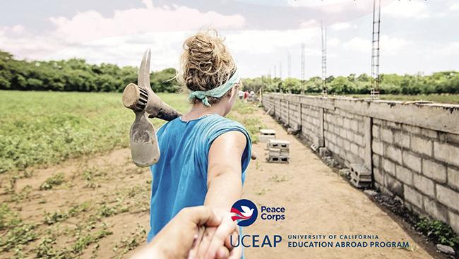 UCEAP Peace Corps Partnership Program