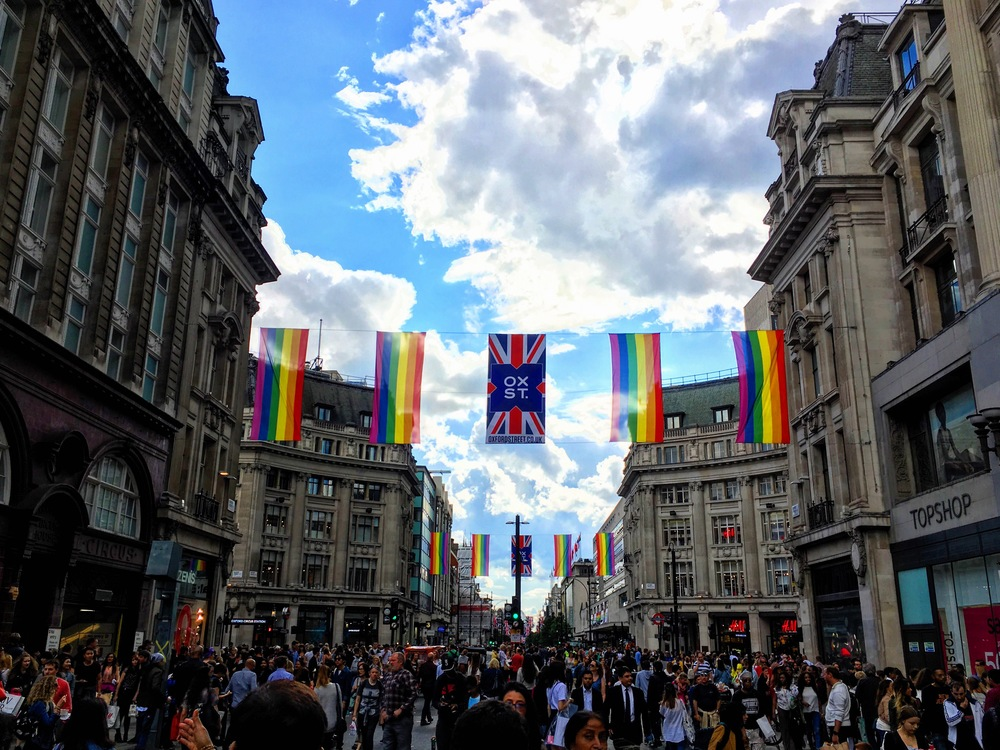London Pride Event 2016