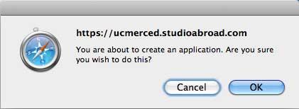Authorize Application Creation