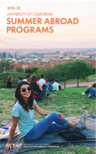 UCEAP Summer Booklet 2019-20