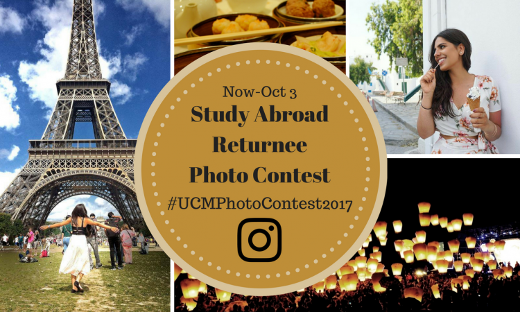 Study Abroad Returnee Photo Contest